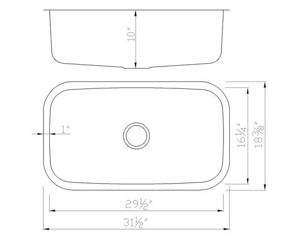 M3018 CAD Drawing 600x480