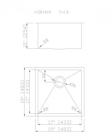 VSR-1919 CAD Drawing 340